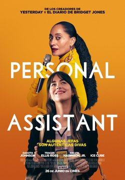 Cinema a la mar - Personal assistant